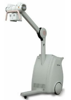 PX2000 High frequency mobile x ray machine
