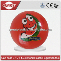 Kids watermelon and fruits fun ball