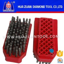 Stone polishing brush diamond stone tools for different market