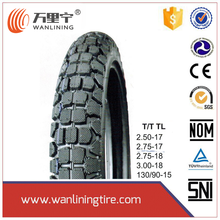 Off road motorcycle tires wholesale from China 110/90-16