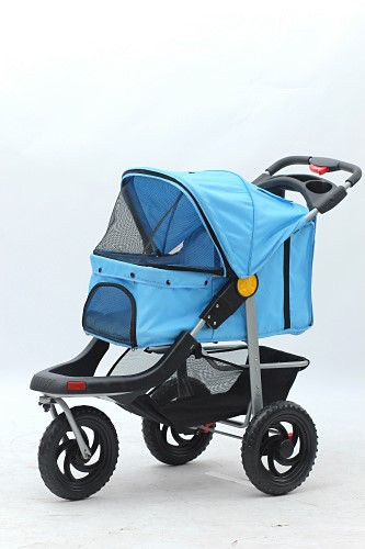China pet stroller manufactured top quality aluminium pet stroller