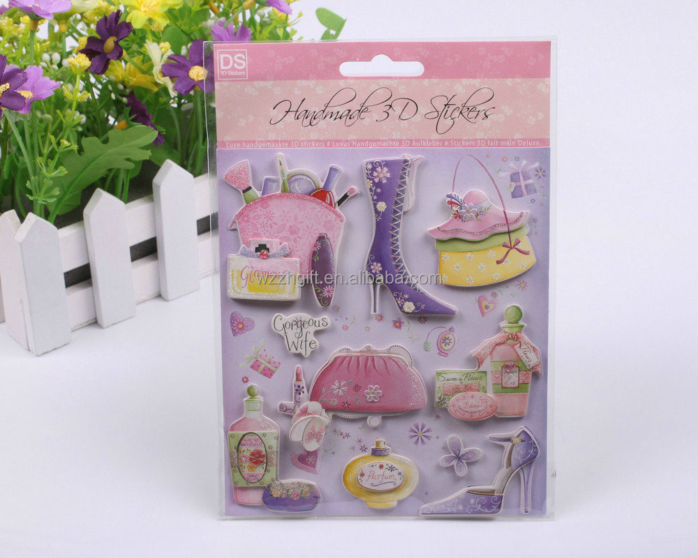 Promotional custom wholesale popular latest 3d birthday greeting card