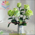 2013 graceful paper flower hair silk flower heads