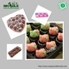 C0034 Hot Sold Lovely Silicone Chocolate Mould