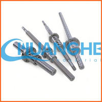 Trade assurance titanium twin lead screw