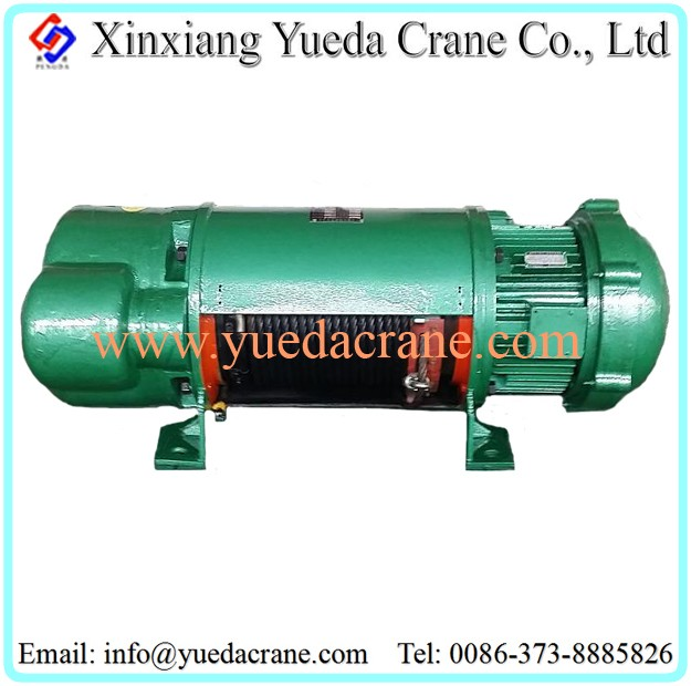 Wire rope stationary type electric hoist