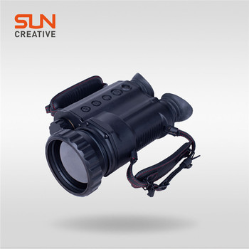 Electromotion focusing T600D infrared night vision thermal imaging hunting binoculars