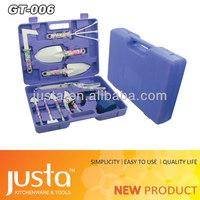 Garden tools dutch hoe set garden hand tool kit