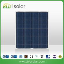 BLD SOLAR High quality A grade 70w 36cells mono solar panel with best price for solar street light