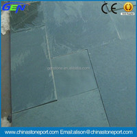 Cheap Chinese Natural Stone Green Slate Tile For Flooring