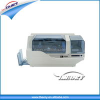 Alibaba Provided direct supply CR80 double/ sigle side zebra p330i card printer