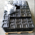 All kinds parts of vogele pavers track unit
