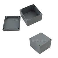 IP67 aluminum waterproof enclosure panel wall mounted enclosure