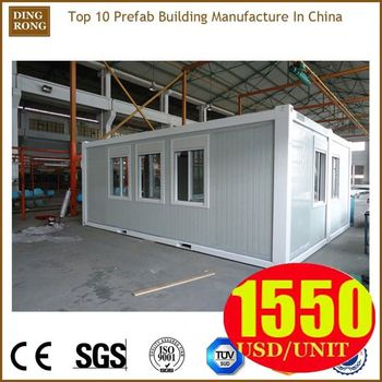 container aluminium glass beautiful mobile homes house model