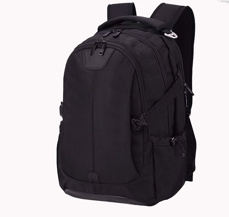 Leisure black men shoulders fashion bags Computer backpack travel bags