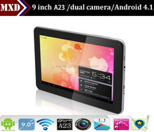 vatop 2014 new tablet pc Allwinner a23 Cortex A8 Android 4.1 512MB/8GB WIFI dual camera tablet with Capacitive Screen