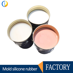 Hot selling high quality tensile cheap liquid silicone rubber for silicon molds making