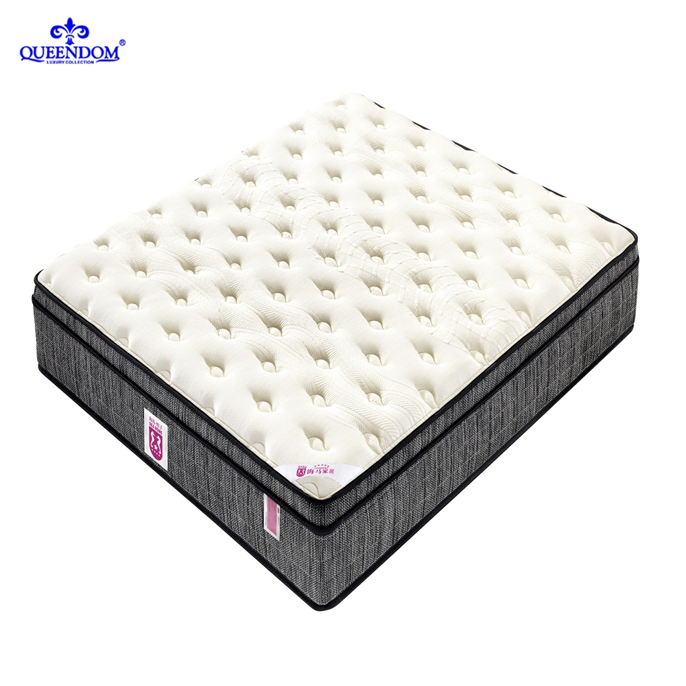 New design hot sale breathable air filter compressed double memory foam mattress - Jozy Mattress | Jozy.net
