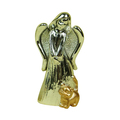 European Beauty Resin Figurines Angel With Cat First Holy Communion Souvenir