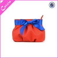 2016 Newest style lady clutch bag/women travel cosmetic bag