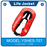 2014 ce manual personalized belt life jacket models