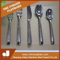 Promotion stainless steel cutlery set/different kinds of flatware