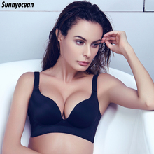 2017 whole sale seamless <strong>sexy</strong> push up women bra, in stock clearance sale ladies lingerie,<strong>sexy</strong> microfiber <strong>underwear</strong> in black