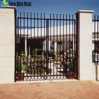 Heat Treated Pressure Treated Wood Type and Fencing, Trellis & Gates Type galvanized steel fence panels