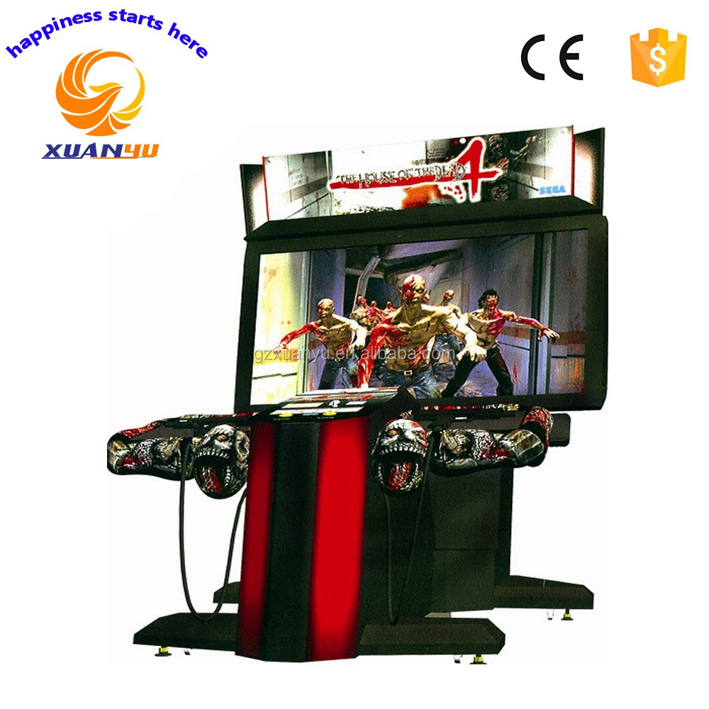 World best selling products arcade video games play online shooting gun games machine