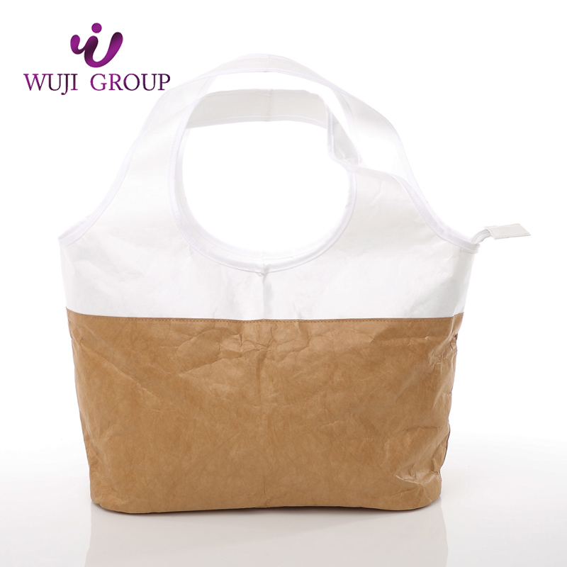 Supermarket tote new design reusable folding shopping bags