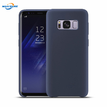 TPE material Case 대 한 Samsung S8 백 Cover, Top Quality 핸드폰 Case 대 한 Samsung S8