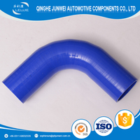 silicone 90 degree elbow hose for truck radiator