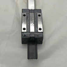 Super precision OEM HB25 linear rail with HBH EGW blocks supported