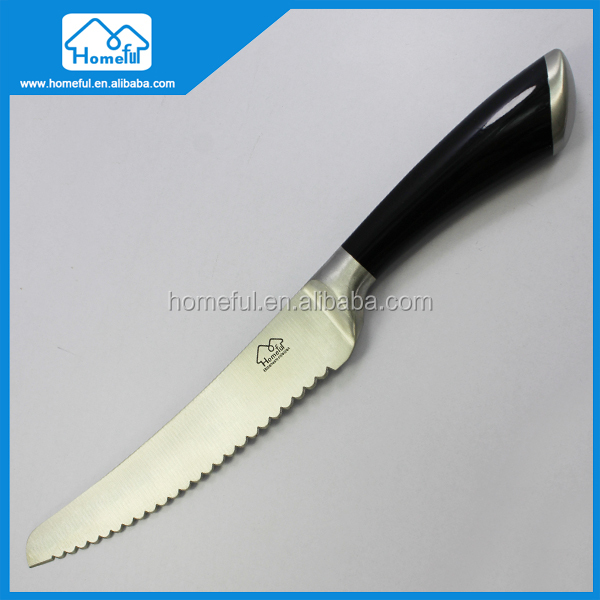 "Professional 5"" Stainless Steel Knife For Slicing Bread"