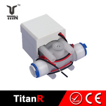 Water treatment timer auto drain solenoid valve with timer/ solenoid valve timer