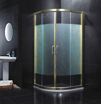 Folding Over Bath Tempered Glass Folding Shower Screens Gold Coast