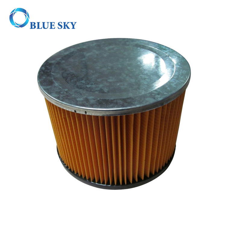 Wholesale Medium Efficiency Cylinder Air Filter Replacement for Vacuum Cleaner