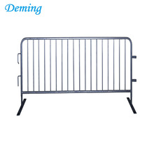 Hot Dipped Galvanized Road Satety Crowd Control Barrier