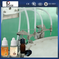 CE certification Professional Manufacturer vial filling sealing machine