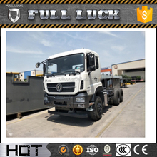 Latest Style New Design 8*4 340hp truck chassis with cummins engine