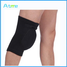 2015 hot selling OEM support protection Sponge pad Knee brace knee pad knee cap for vollayball/riding/dancing/Tennis/basketball