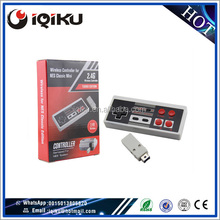 New Arrival NES 2.4G Wireless Controller With Lithium Battery For Classic Edition Gaming System