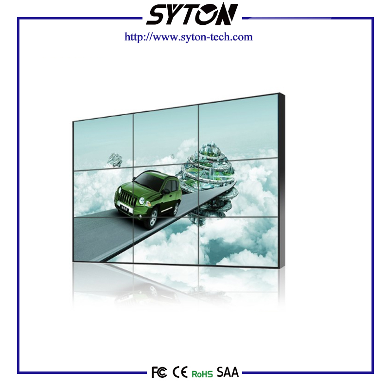 46 inch videowall system lcd video wall with video wall monitor