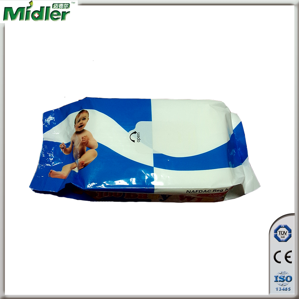 New Baby Wipe Factory Price, Wholesale Baby Wipe China Supplier, Alcohol Free Baby Wet Wipe