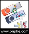 2015 Promotional gifts credit card style usb flash memory stick