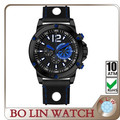 bolin watch, japan movement watch, sapphire glass/solid 316L stainless steel brand watch