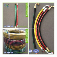 Alibaba in China SAE100 R1/EN853 1SN wire braided high pressure hose