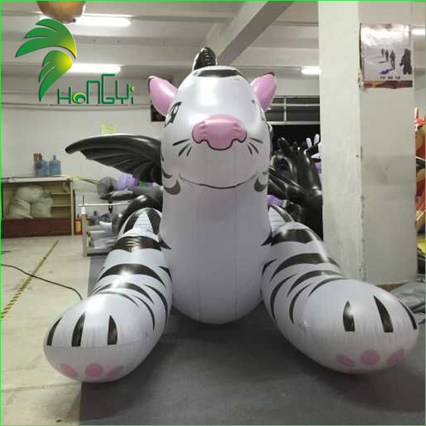 inflatable white tiger (3)