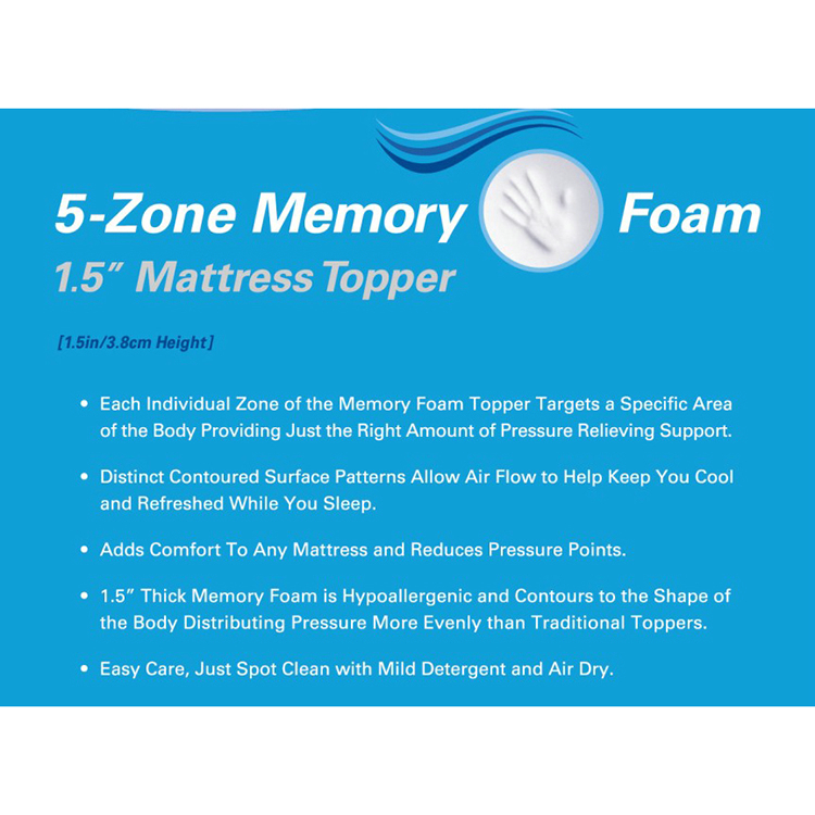 High quality pillow top bamboo bed mattress custom travel memory foam thin mattress