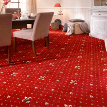 Hotel banquet hall wilton carpet